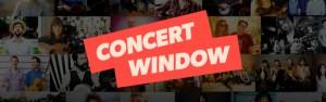 concertwindow